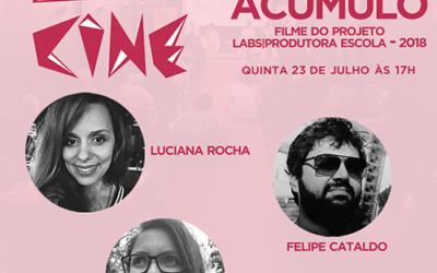 LIVE – Lapa Cine – Acúmulo