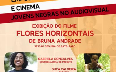 LIVE – Empoderamento e Cinema – FLORES HORIZONTAIS