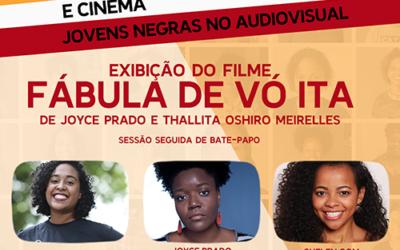 LIVE – Empoderamento e Cinema – Fábula da Vó Ita