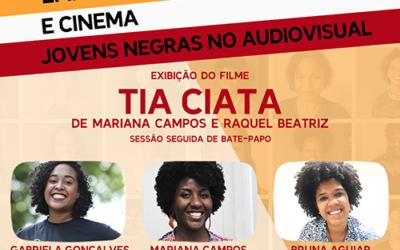 LIVE – Empoderamento e Cinema – TIA CIATA