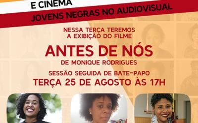 LIVE – Empoderamento e Cinema – Antes de Nós