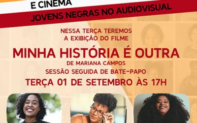 LIVE – Empoderamento e Cinema – Minha História é Outra