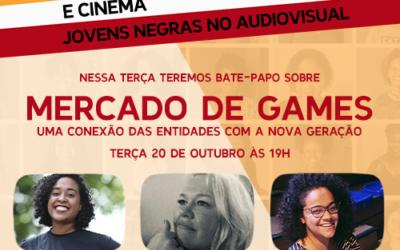 Live – Empoderamento – Mercado de Games – Uma conexão das entidades com a nova geração