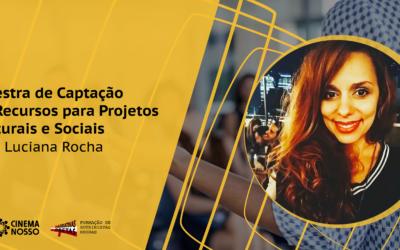 Palestra Captação de Recursos para Projetos Culturais e Sociais (Campanha Narrativas Pretas)