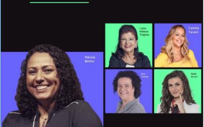 """Live: """"Café com elas: Independência financeira feminina como motor para a liberdade individual e coletiva"""""""